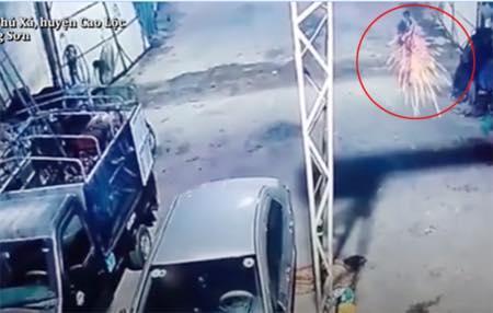 Vụ nổ súng kinh hoàng khiến 7 người thương vong.