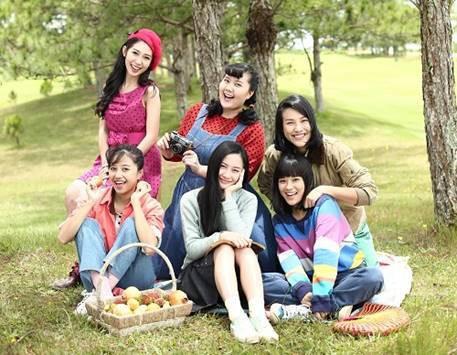 Đi picnic để củng cố tình bạn!