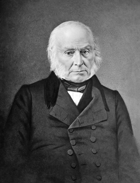 14. Đương nhiệm, ngài John Quincy Adams rất thích tắm khỏa thân tại dòng sông Potomac. Ảnh: AFP