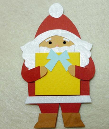 Cách làm thiệp Giáng sinh bằng tay đơn giản nhưng cực đẹp và ấn tượng ảnh 10