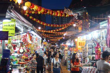 Người Việt đón Tết Nguyên Đán ở Singapore và những nét văn hóa khác biệt ít ai biết đến ảnh 0