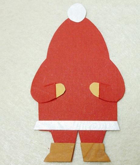 Cách làm thiệp Giáng sinh bằng tay đơn giản nhưng cực đẹp và ấn tượng ảnh 6