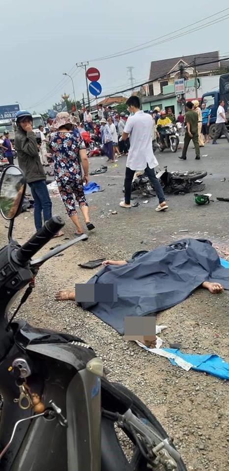 3 người tử vong tại chỗ