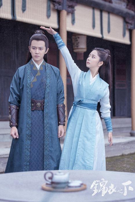 Các nữ bổ khoái tài giỏi trong phim truyền hình Trung Quốc: Không phải ai cũng lầy lội như Viên Kim Hạ trong 'Cẩm Y Chi Hạ' ảnh 15