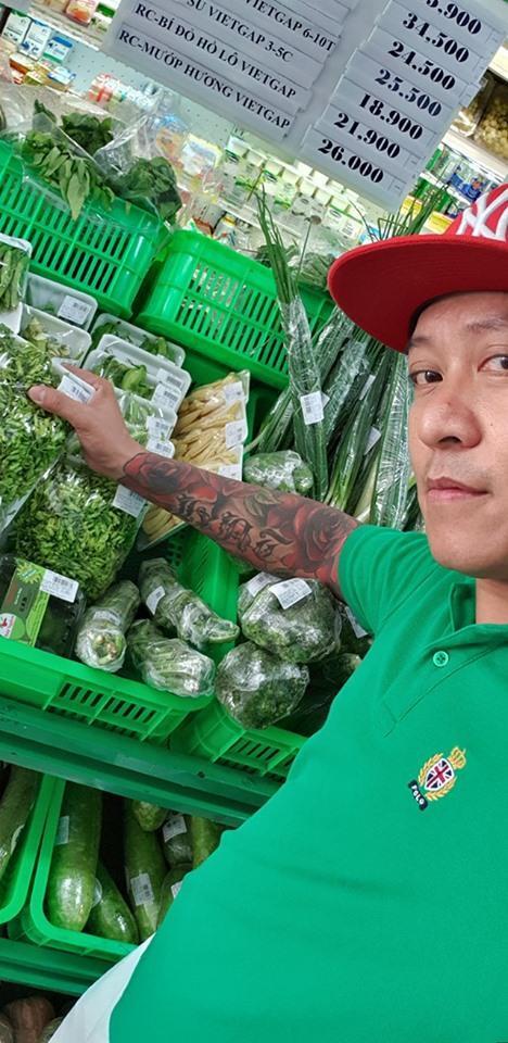 Sợ sa sút phong độ, ca sĩ Tuấn Hưng ăn kiêng khắc nghiệt để giảm cân ảnh 3
