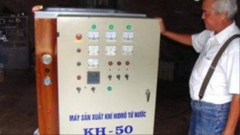Những chiếc máy điều chế hydro cỡ lớn sẽ được ứng dụng trong quy mô công nghiệp.