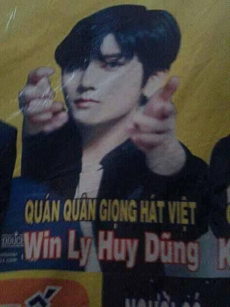 Win Ly Huy Dũng, anh em sinh đôi của Ren (Nu'est) hóa ra cũng đẹp trai thế. Không những thế, anh chàng Win còn đăng quang quán quân Giọng hát Việt. Ôi, thật vinh dự khi Ren có một người anh em như thế này!