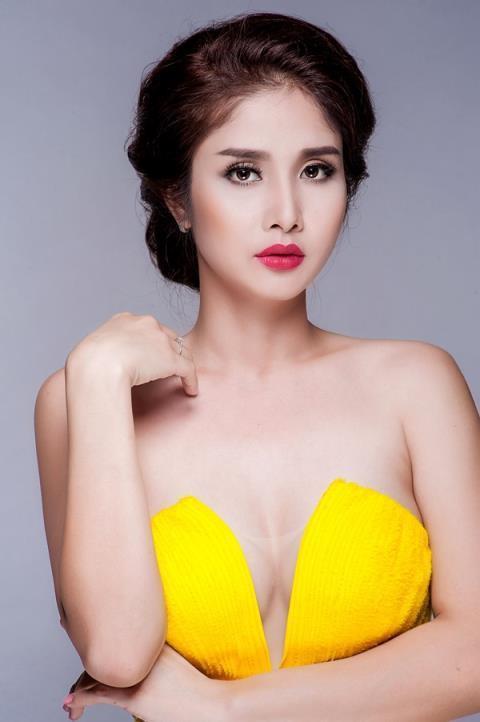 Thảo Trang sau 2 năm ly hôn Phan Thanh Bình.