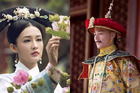 Lâm Tâm Như muốn bỏ phim Hậu cung Như Ý truyện vì chồng mình  Càn Long Hoắc Kiến Hoa ảnh 2