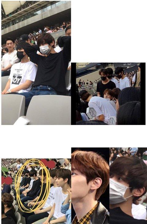 Seobin nghỉ học vì được SM tuyển chọn.