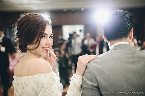 Những lễ cưới lộng lẫy, lung linh và ngập tràn hạnh phúc của sao Thái! ảnh 19