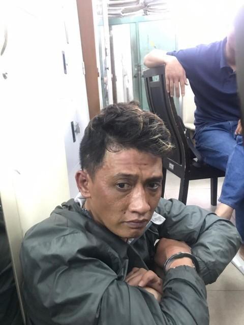 """Lê Hữu Tuấn (còn gọi là """"Tí Nị"""") – đối tượng cầm đầu nhóm cướp giật tại các quận huyện trên địa bàn TP. HCM. Ảnh: Công an cung cấp."""
