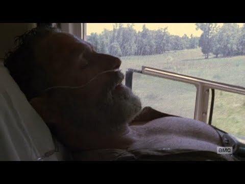 Đây là lần cuối người xem được thấy Rick Grimes.