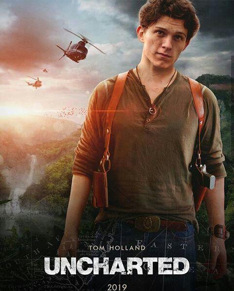 """""""Uncharted"""" có thể sẽ là bộ phim giúp hai diễn viên xuất hiện trong cùng khung hình."""