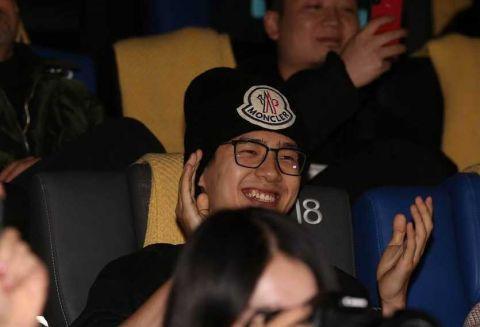 Lưu Hạo Nhiên xuất hiện ủng hộ phim mới, vô tình tiết lộ bí mật giữ bấy lâu với Mã Tư Thuần ảnh 11