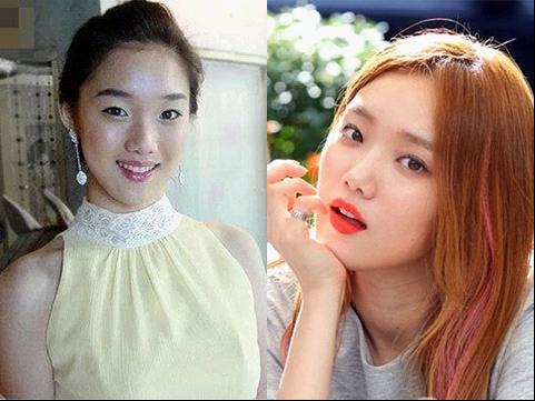 Lee Sung Kyung ngày càng trở lên quyến rũ và trưởng thành.