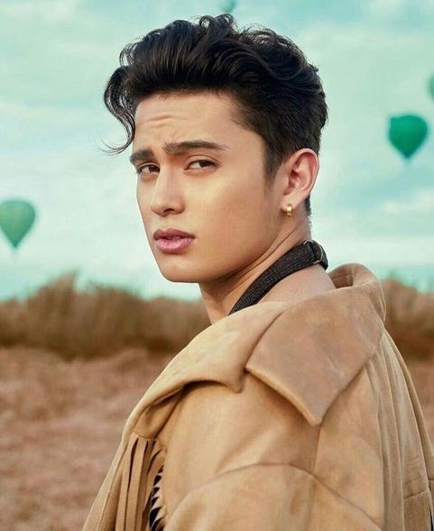 Nam ca sĩ, diễn viên nổi tiếng của Philippines.