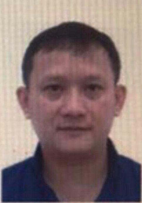 Bị can Bùi Quang Huy, Tổng Giám đốc Công ty Nhật Cường.