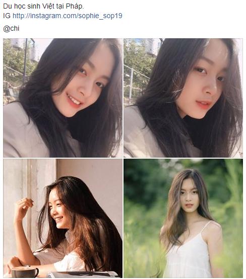 Hình ảnh Tố Anh được chia sẻ trên tài khoản Instagram được nhiều người theo dõi