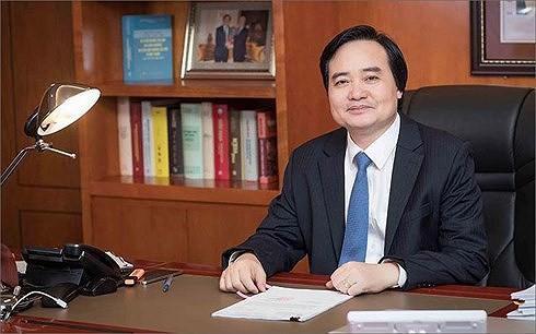 Bộ trưởng Bộ GD-ĐT Phùng Xuân Nhạ (ảnh: Bộ GD-ĐT).