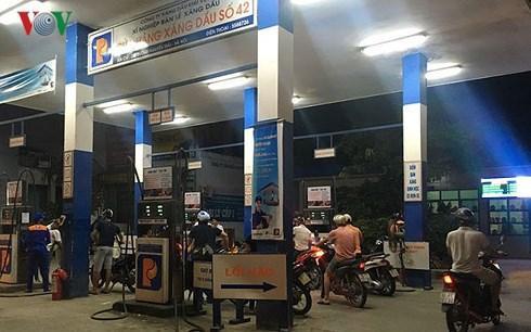 Giá xăng dầu đồng loạt tăng từ chiều 6/9.