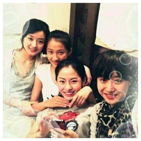 Loạt ảnh thời niên thiếu của sao nữ Trung Quốc: Phạm Băng Băng, Dương Mịch, Triệu Lệ Dĩnh và Lưu Diệc Phi ảnh 3