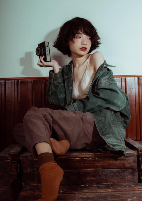 Nữ sinh Hà Nội gây ấn tượng với vẻ đẹp phi giới tính, tài năng trọn cả cầm kỳ thi họa ảnh 9