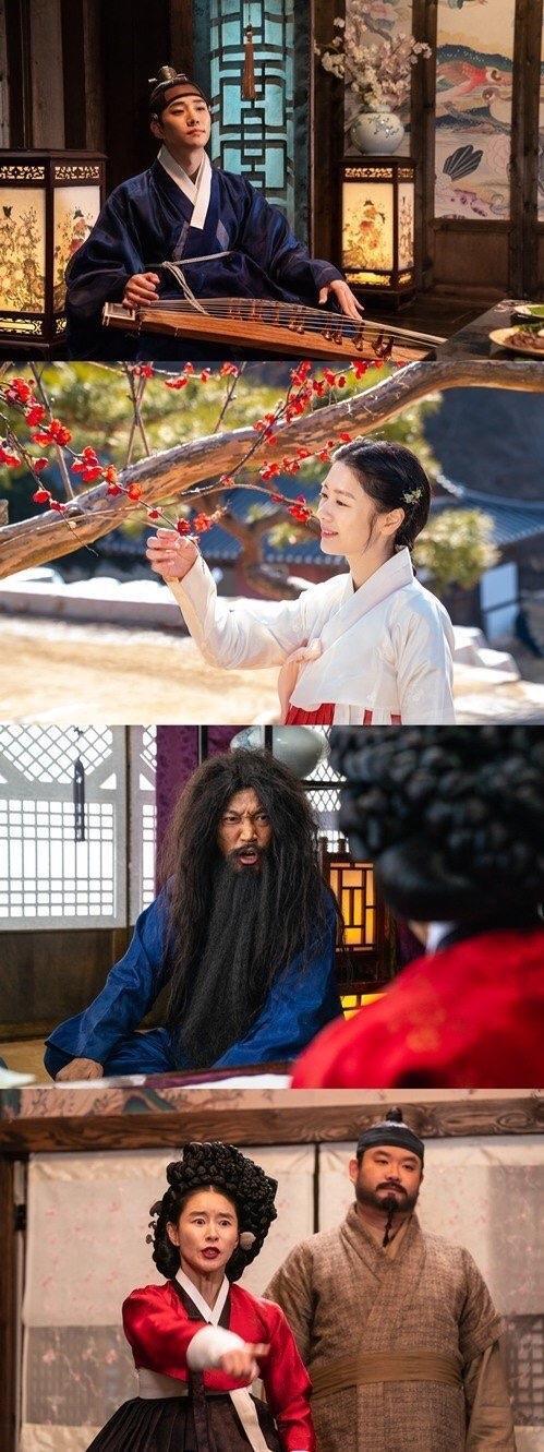 Tung teaser, poster của Jung So Min  Lee Junho (2PM) trong phim hài về kỹ nam Homme Fatale ảnh 10
