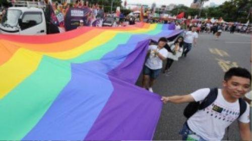 Đài Loan hy vọng trở thành quốc gia Châu Á đầu tiên thông qua đạo luật cho phép hôn nhân đồng giới.
