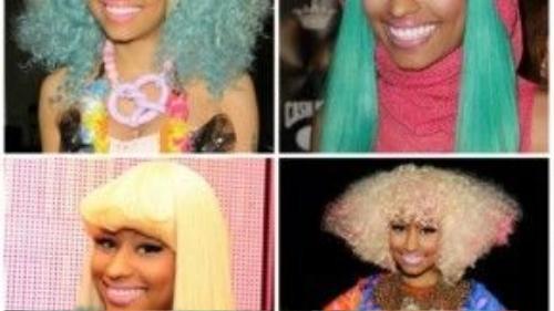 """Có thể nói, thú vui """"sưu tập kiểu tóc"""" của Nicki Minaj chưa có điểm dừng."""