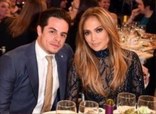 Jennifer Lopez và chồng cũ Marc Anthony.