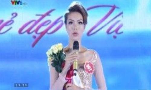 Dương Kim Ánh và Hoàng Thị Hương Ly – hai người đẹp còn lại trong top 5.