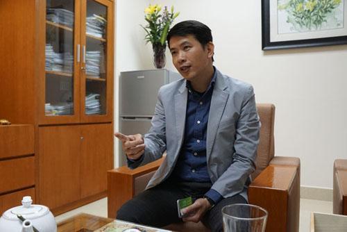 Ông Phạm Tuấn Long, Phó Chủ tịch UBND quận Hoàn Kiếm, Hà Nội