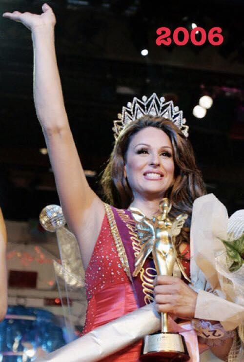 Erica Andrews sinh năm 1969, là người đẹp đến từ Mexico. Cô đăng quang khi đã 35 tuổi nên gương mặt có phần hơi già và cứng.