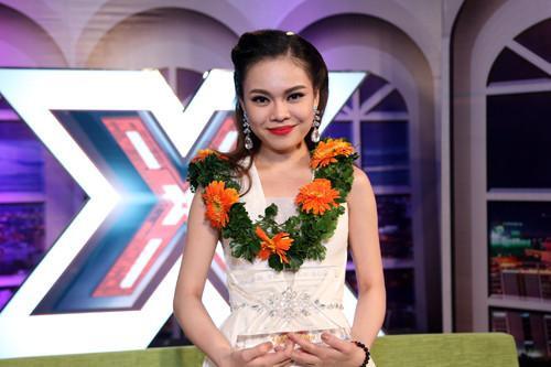 Cô cũng từng là Quán quân X Factor mùa đầu tiên.