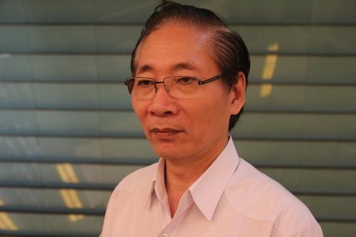 Đại biểu Nguyễn Văn Chiến - Ảnh: Giáo dục Thời đại.