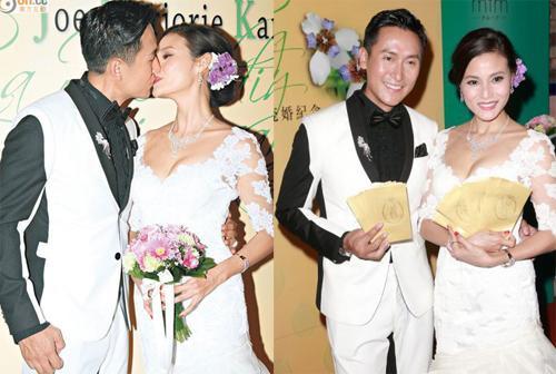 Hai vợ chồng sau nhiều năm gắn bó đã tổ chức buổi kỷ niệm 25 năm ngày cưới lớn để bù lại tháng ngày vất vả khi xưa.