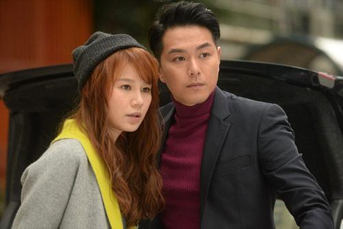 Cặp đôi Tiêu Chính Nam và Huỳnh Thúy Như