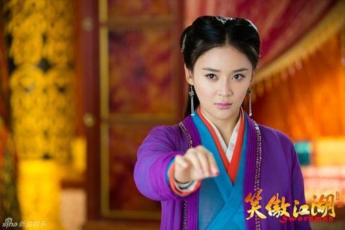 13 bông hồng tuyệt sắc giai nhân trong loạt phim võ thuật của Kim Dung (P.1) ảnh 11