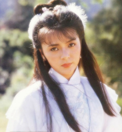 Tiểu Long Nữ xinh đẹp của Trần Ngọc Liên.