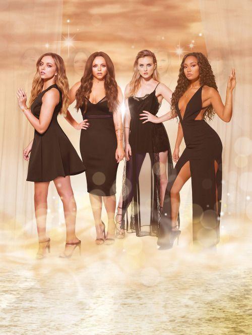 Little Mix là một trong những nhóm nhạc nữ hiếm hoi có tư duy âm nhạc tốt cộng với khả năng đoàn kết cao chưa bao giờ bị xích mích.