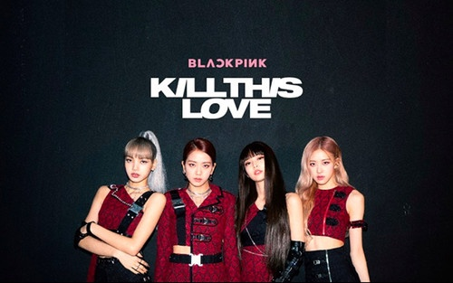 Các cô nàng BlackPink trong concept comeback.