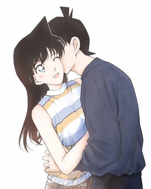 Độc giả hãy yên tâm về chuyện tình của Shinichi và Ran nhé.
