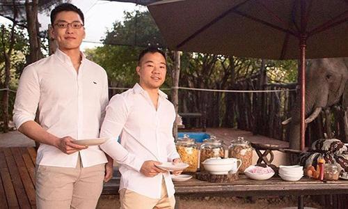 Cháu trai cố Thủ tướng Singapore kết hôn đồng tính, người dân Singapore ủng hộ nhiệt tình ảnh 1