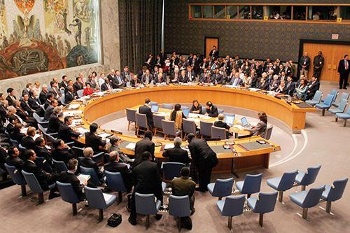 Hội đồng Bảo an Liên Hợp Quốc. Ảnh: báo Vnexpress.