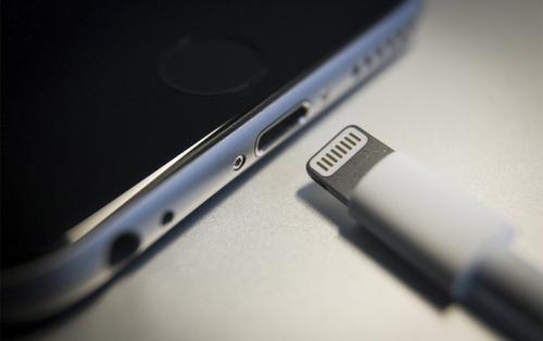 Sạc iPhone