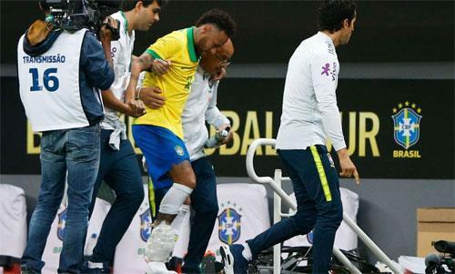 Neymar lỡ Copa America 2019 vì chấn thương.