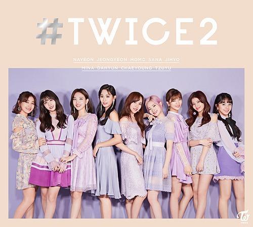 Bìa album #TWICE2