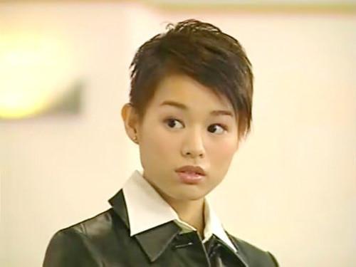 Những nữ diễn viên TVB đẹp không ngờ khi để tóc ngắn ảnh 19