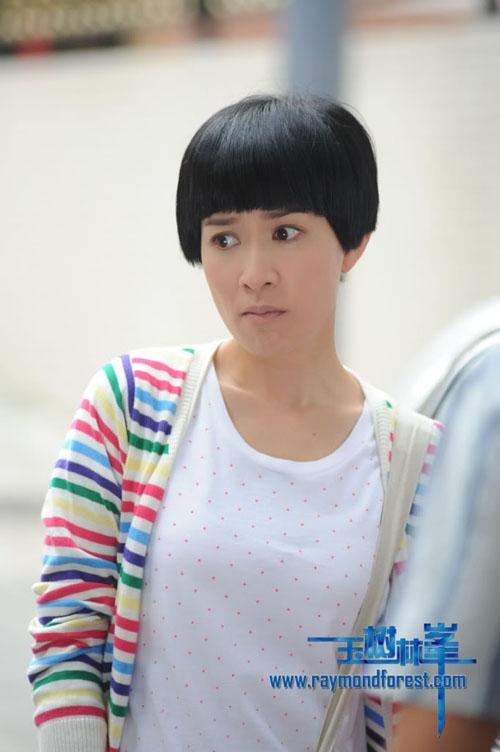 Những nữ diễn viên TVB đẹp không ngờ khi để tóc ngắn ảnh 13